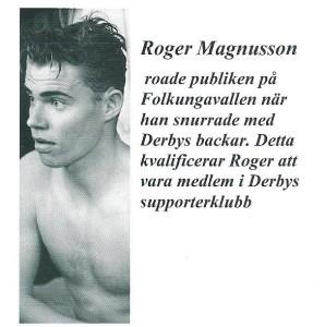 Roger BK Derby 100 år